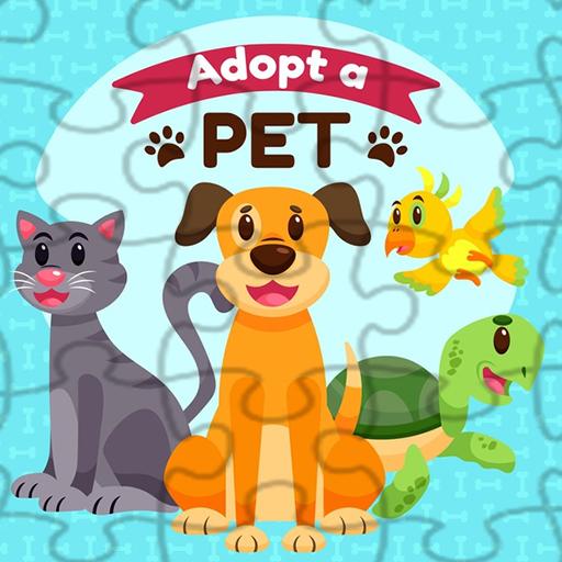Adopt a Pet Jigsaw