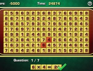 Arithmetic Game