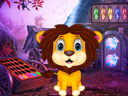 Bonny Baby Lion Escape