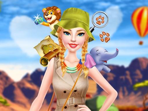 Ellie Safari Adventure