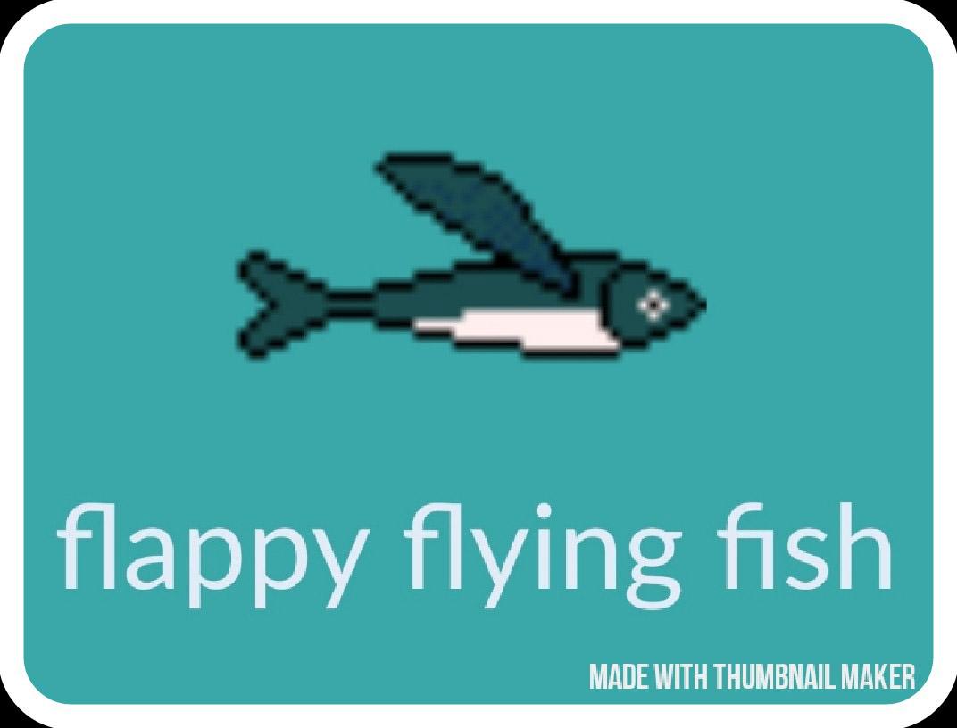 Flappy Flying Fish