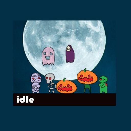 Idle Helloween