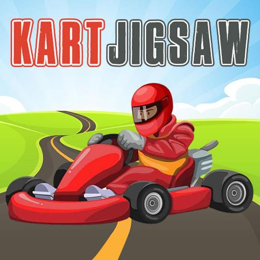 Kart Jigsaw