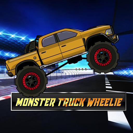 Monster Truck Wheelie