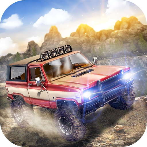 Offroad 4x4 Hilux Jeep Drive Prado Monster Truck