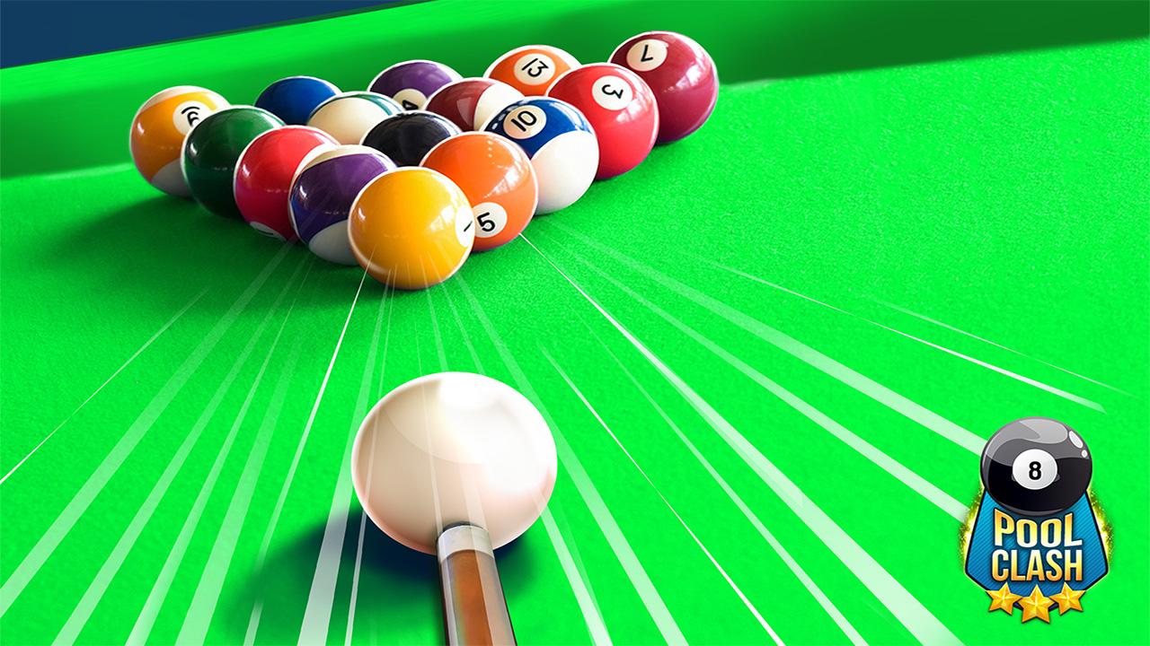 Pool Clash: 8 Ball Billiards Snooker
