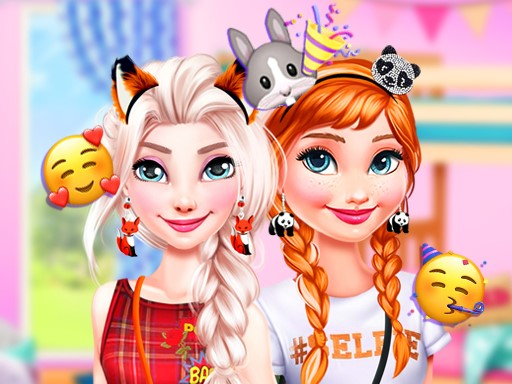 Princess Animal Dressup Party