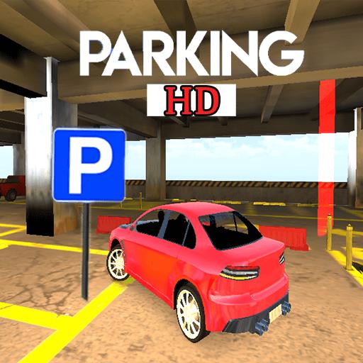 Sports Car Parking HD