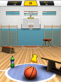 Image Basketball Hoops